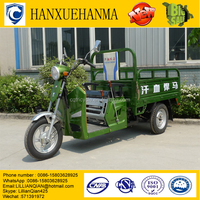 Chongqing Motor Tricycle/ Three Wheel Motorcycle