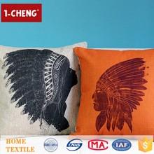 Creative Creative Fashion Indian Style Designs Throw Cushion Home Decorative Cushion Cover,Cheap printed Pillow Case