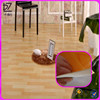 plastic floor covering with smooth bright color