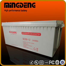 for home use 200amper 12v lead acid battery deep cycle flooded battery