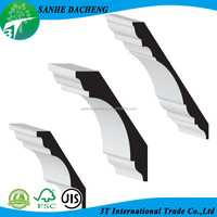 chinese best price Good quality hot sale decorative door jamb mdf moulding