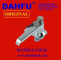 DAHFU ORIGINAL CABINET HANDLE LOCK DF-040 CHA-20B HIGH QUALITY HARDWARE SAFETY DRAWER LOCK PUSH LOCK GLASS DOOR LOCK