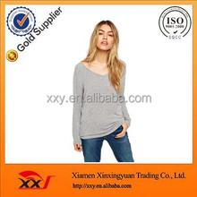 Online shopping women long sleeve t-shirt,blank yoga slim fit girl tees,wholesale designer t shirt