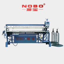 950kg Weight CNC NOBO-ZC-3 High Speed Assembling Spring Bed Nets and Seat Machine-Mattress