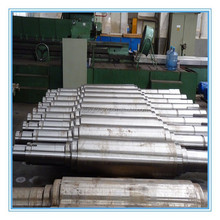 forged roller shaft backup roll roll forged metal forging drive shaft