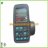 Auto spare parts PC220-6 LCD display excavator monitor 6d95
