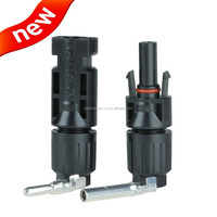 25 years life time IP68 TUV Approved MC4 solar cable connector