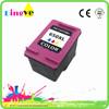 Inkjet Print Cartridge hp650 rechargable printer consumable ink cartridge hp650 for hp