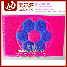 New Fashion Football Design Pvc Door Mat