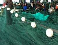 HDPE/Nylon Drag Net, Purse Seine Net with Floaters, Sinker Fishing in Norway Tuna Fishing Net