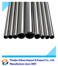 Welded Mirror Polished 201/304/316/430 Stainless Steel Water Pipe for Drinking Water