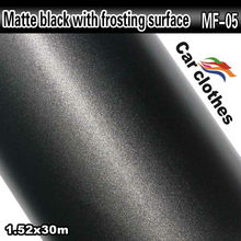 Good Quality 1.52x30m Car Body Sticker Matt Folie Frosted Vinyl