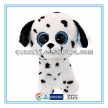 Stuffed animals with big eyes dog design