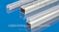 LED T5 Integrative aluminum and 2/3 pc cover tube light shade/shell/accessories/housing/parts