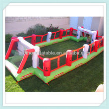 FT78 inflatable football yard game inflatables