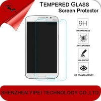 9H Hardness 2.5D High Quality Tempered Glass Screen Protector For Samsung Galaxy S2 SII i9100 9100