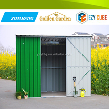 Home&garden used stainless steel structure garden prefab house