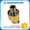 India male female connectors copper fitting hydraulic coupling