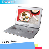 2015 Cheap 11.6inch Portable DVD Player with Analog TV manufacture wholesale guality cheap flat screen HD smart USB SD TV GAME