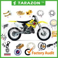 Factory CNC Aluminiuml Alloy Motocross Spare Parts For Suzuki Dirt Bike
