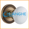 glass door knobs cheap