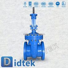 Didtek China industrial Petrifaction din rising stem gate valve