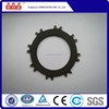 motorcycle part motorcycle clutch disc CB125 China manufacturer