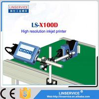 low high resolution inkjet printer and batch expire date code printing machine price