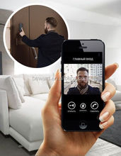 unique design vandal proof DS03MP IP video intercom quad core smart phone
