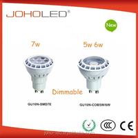 HK international lighting fair gu10 led cob smd led gu10 bulb