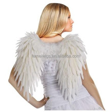 Gril's Party Props White Feather Wings Costume Hot Sale