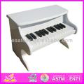 2015 novo piano de brinquedo, popular crianças brinquedo piano e venda quente em madeira piano de brinquedo com menor preço w07c016