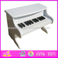 2015 New toy piano,popular kids toy piano and hot sale wooden toy piano with lowest price W07C016