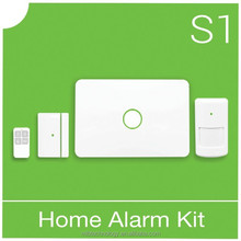 Cheap price Home Security Alarm System Made In China with PIR and Night View Camera and Support Voice Monitor Maibo S1