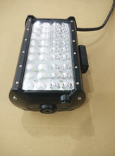 Manufacturer direct supply high intensity 108W quad row led offroad lights