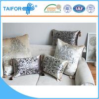 silk vintage cushion