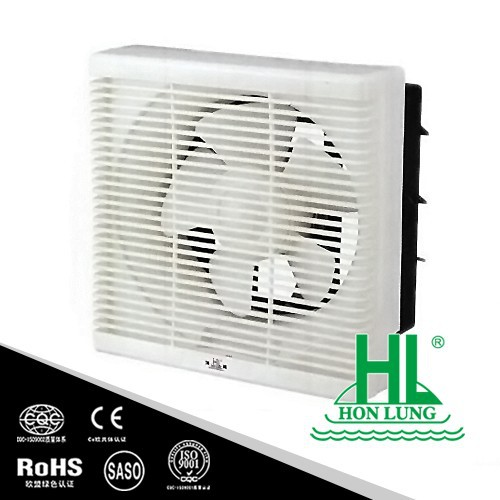 louvered ac wall mounted exhaust fan khg15 g view
