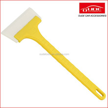 auto /car plastic snow brush with soft head
