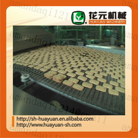 Gas Fired Oven Biscuit baking machine