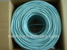Shenzhen Owire cable manufacturer cooper cat5e cat6 network cable
