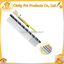 Cheap New Design Dog Hair Comb With Strong Safety Teeth Pet Cleaning & Grooming Products