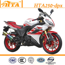 250CC Racing Motorcycle Charming Original Brand(HTA250-DPX)