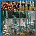 2015 HOT venta de aceite de palma máquina de producción de refinación de aceite de palma