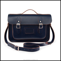 New design smile face shoulder bag leather handbag