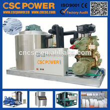 Best price of flake ice making machine snow