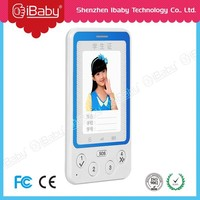 Ibaby fashion kids super mini phone C88 GPS slim and small mobile phone