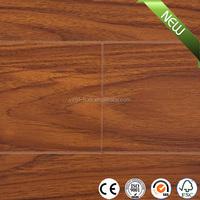Waterproof wooden texture WPC vinyl flooring planks