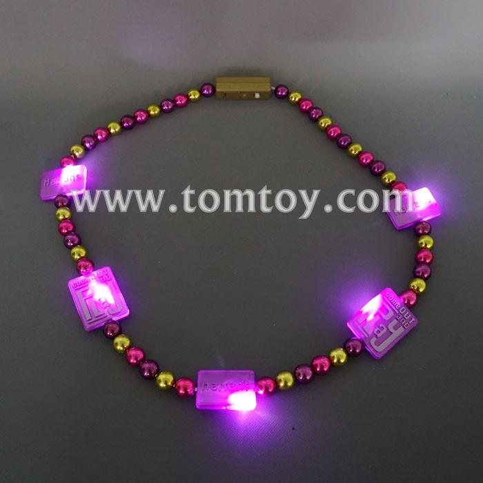 TM083-046  LED Square Block Bead Necklace.jpg