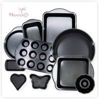 carbon steel cake mold, non-stick cake baking pan, bakeware
