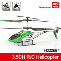 Goldentoys 3.5ch BEN10 alloy rc helicopter with Gyro(BEN10 Series-2)